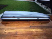 Genuine BMW roof box