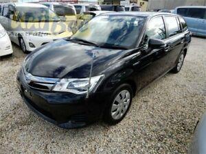 2014 Toyota Corolla NKE165 Fielder Black Constant Variable Wagon Moorabbin Kingston Area Preview