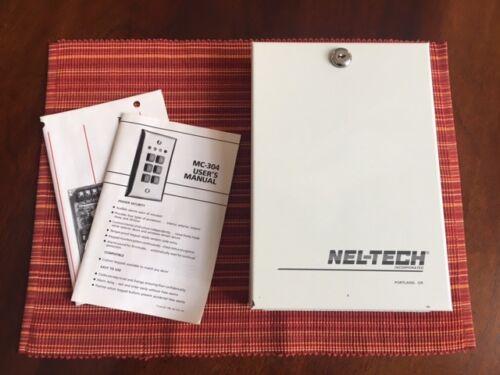 NEL-TECH Access Control Box & Key w/ Manuals (LKAC-1) (#1) (New!)