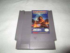 NINTENDO NES GAMES - TESTED AND CLEANED