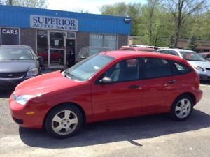 2006 Ford Focus SES