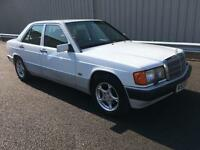 1992 K MERCEDES-BENZ 190 2.6 AUTO SALOON W201 190E LEATHER