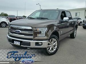 2016 Ford F-150 King Ranch *20's**Nav**Leather*