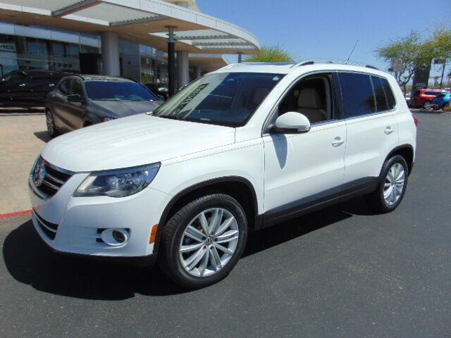 Imagen 1 de Volkswagen Tiguan white