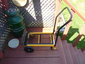 NEW Hand Cart.........Timmins Delivery