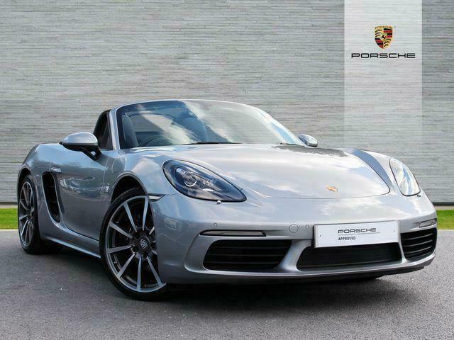 2017 Porsche 718 BOXSTER PDK Petrol silver Semi Auto | in London | Gumtree