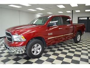 2014 RAM 1500 SLT SLT CREW 4X4 - U-CONNECT*KEYLESS ENTRY**CRUISE