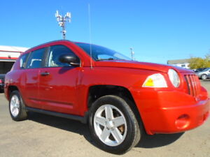 2009 Jeep Compass SPORT--2.4L 4 CYL--ONE OWNER-DRIVES EXCELLENT
