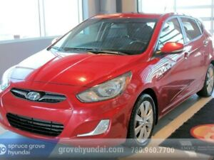 2012 Hyundai Accent SE: SUNROOF, ALLOY RIMS, LOW KMS