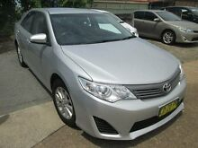 2013 Toyota Camry ASV50R Altise Silver 6 Speed Automatic Sedan Aberdare Cessnock Area Preview