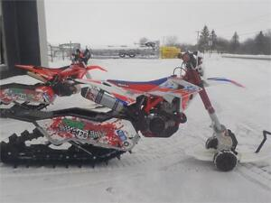 BETA 430 RR RACE EDITION 2018 EDITION CAMSO/POWERSPORTS 125