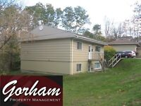 3 BEDROOM - MAY 1ST - HEAT / HOT WATER INC- 1/2 RENT FOR SUMMER