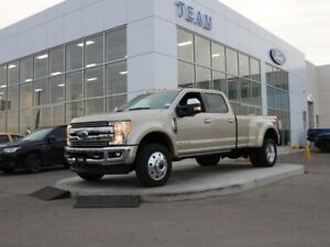 2017 Ford F-450 LARIAT, 678A, SYNC3, NAV, TWIN PANEL MOONROOF, R