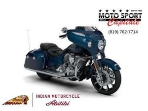 2018 Indian Motorcycles Chieftain Limited