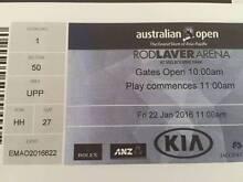 Australian Open tickets Noosaville Noosa Area Preview
