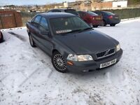 Volvo S40 1.6, 12 months MOT, Serviced, Great Condition, Trade-In to Clear