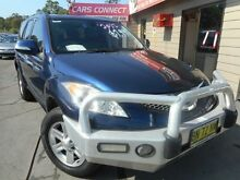 2011 Great Wall X240 CC6461KY MY11 (4x4) Blue 5 Speed Manual Wagon Edgeworth Lake Macquarie Area Preview