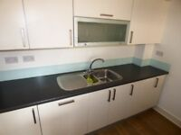 Luxurious two bedroom two bathroom apartment with allocated parking in Walter Mead Close,