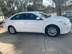 2017 Toyota Camry AVV50R MY16 Altise Hybrid Continuous Variable Sedan Para Hills West Salisbury Area Preview