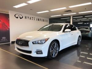 2015 Infiniti Q50 AWD Limited, Deluxe Touring & Technology