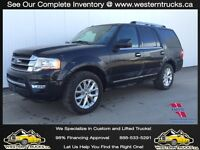 2015 Ford Expedition Limited~Won't find another! $456 B/W OAC