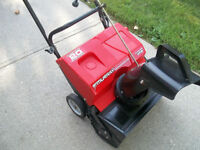 Murray 21 Inch Snowblower