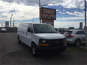 2017 Chevrolet Express 2500****ONLY 15 KMS*****CARGO VAN******