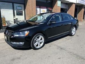 2013 Volkswagen Passat Highline VR6 TOP OF THE LINE