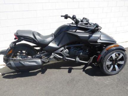2018 CAN-AM SPYDER F3 SE6 Road Bike 1330cc Geelong Geelong City Preview