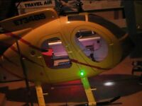 fuselage for T-Rex 600