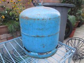 calor gaz 907 bottle empty