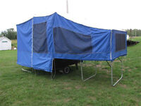 1996 Time Out Tent Trailer