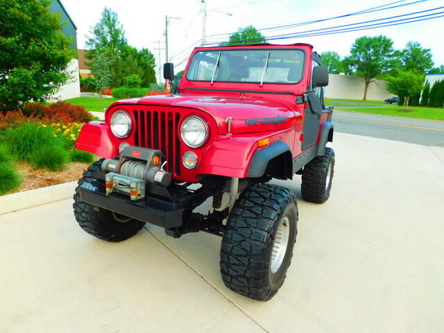 Image 1 of Jeep: Other CJ7 4.2L…