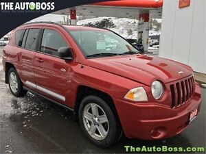 2010 Jeep Compass North Edition CERTIFIED! WARRANTY!