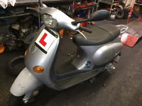 Piaggio Vespa 50cc et4 for repair