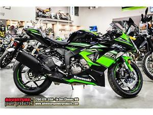 2016 Kawasaki Ninja ZX-6R ABS Kawasaki Racing Team Edition - Onl