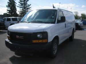 2016 GMC Savana 2500 Work Van