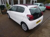 PEUGEOT 108 - HN15ZGG - DIRECT FROM INS CO