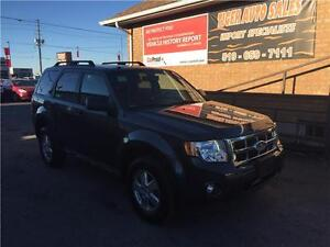 2009 Ford Escape XLT****LEATHER**NEW TIRES***ONLY 141 KMS