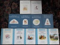 Collection 11 Childrens books Beatrix Potter and AA Milne (winnie the pooh) £5 or 50p each