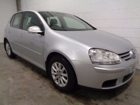 VOLKSWAGEN GOLF , 2007 REG , LOW MILES + HISTORY , LONG MOT , FINANCE AVAILABLE , WARRANTY