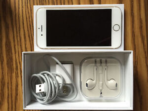 Factory unlocked iPhone 6, 128 gb