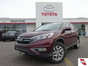 2016 Honda CR-V SE AWD/CLEAN CARPROOF/ ALLOY WHEELS/ 1 OWNER/BLU