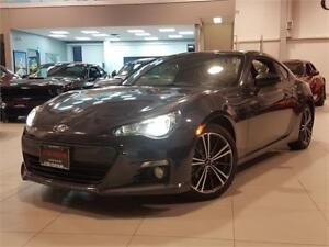 2015 Subaru BRZ SPORT-TECH-6 SPD-NAVIGATION-LEATHER-ONLY 62KM