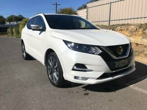 2019 Nissan Qashqai J11 Series 3 MY20 N-SPORT X-tronic White 1 Speed Constant Variable Wagon Bridgewater Adelaide Hills Preview