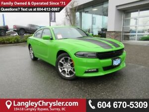 2017 Dodge Charger SXT <b>*AWD* ACOUSTIC WINDSHIELD* REMOTE S...