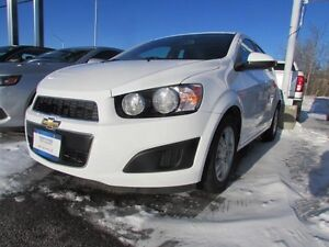 2016 Chevrolet Sonic LT $114 bi-weekly over 84 months