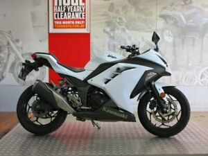 2014 Kawasaki Ninja 300 Moorooka Brisbane South West Preview