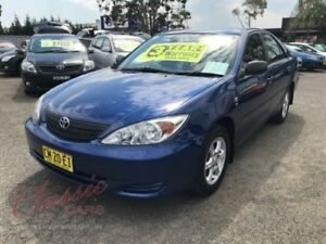 2003 Toyota Camry MCV36R Altise Blue 4 Speed Automatic Sedan Lansvale Liverpool Area Preview