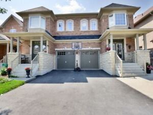 Freehold Townhouses FOR SALE from $499K –3+ Bedrooms in Brampton